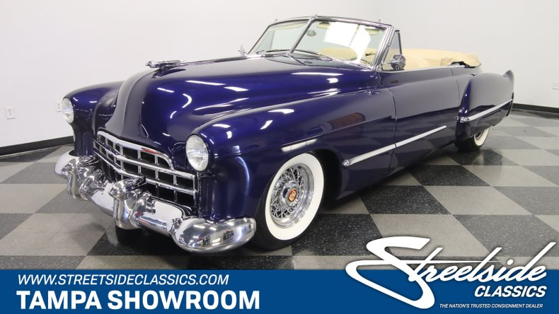For Sale: 1948 Cadillac Series 62
