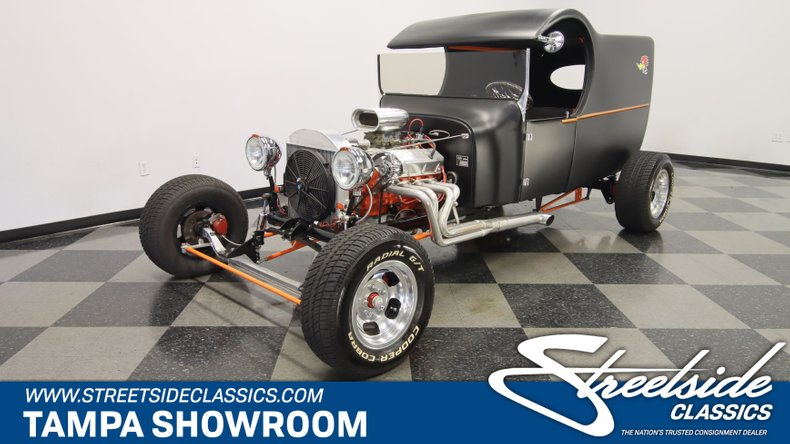 For Sale: 1924 Ford C-Cab