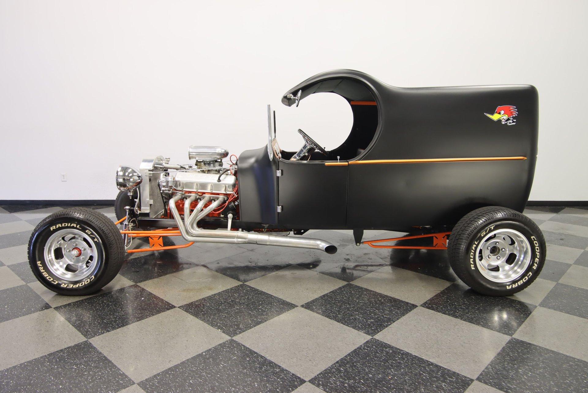 1924 ford c cab