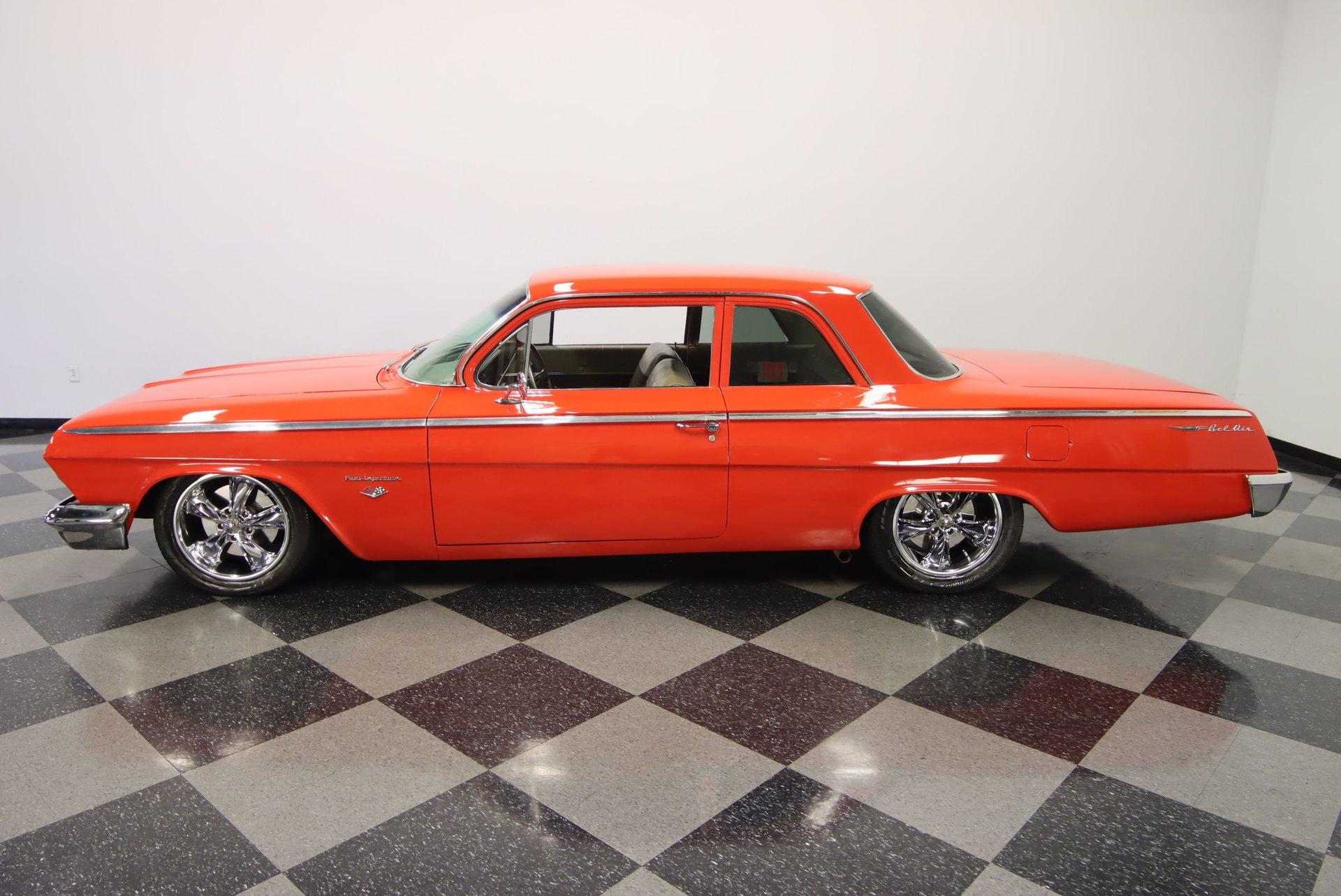 1962 chevrolet bel air ls1 restomod