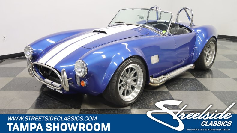 For Sale: 1965 Shelby Cobra