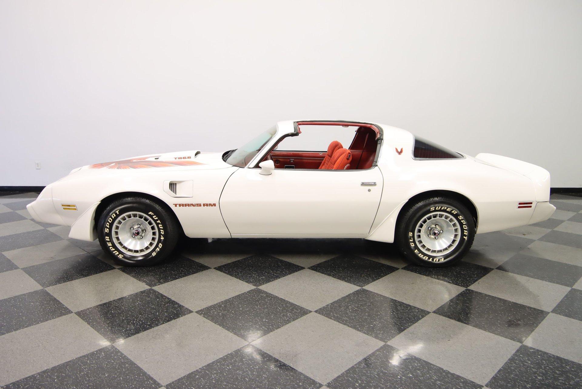 1979 pontiac firebird trans am ws6