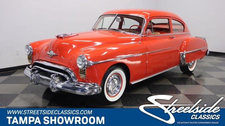 For Sale: 1950 Oldsmobile Eighty-Eight