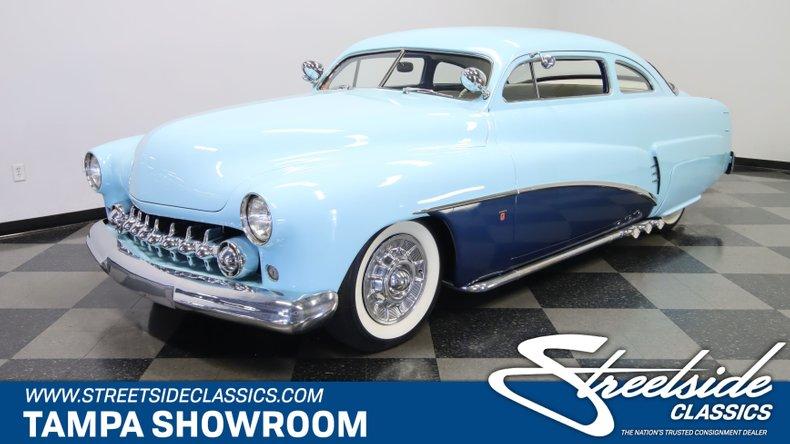 For Sale: 1951 Mercury Monterey
