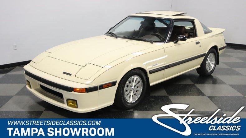 For Sale: 1984 Mazda RX-7