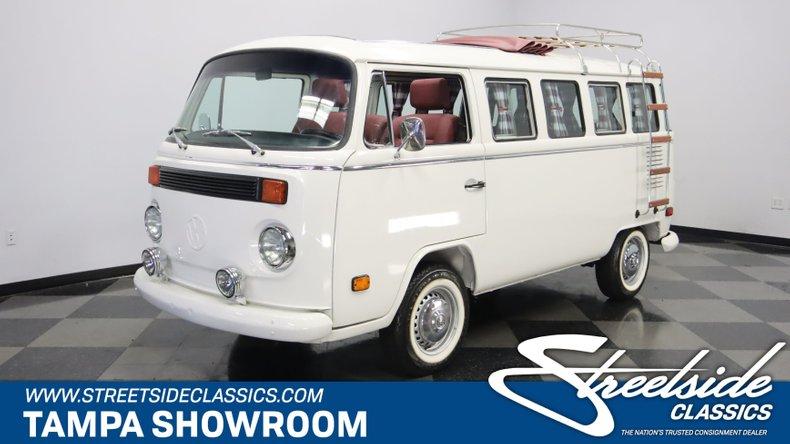 For Sale: 1993 Volkswagen Type 2