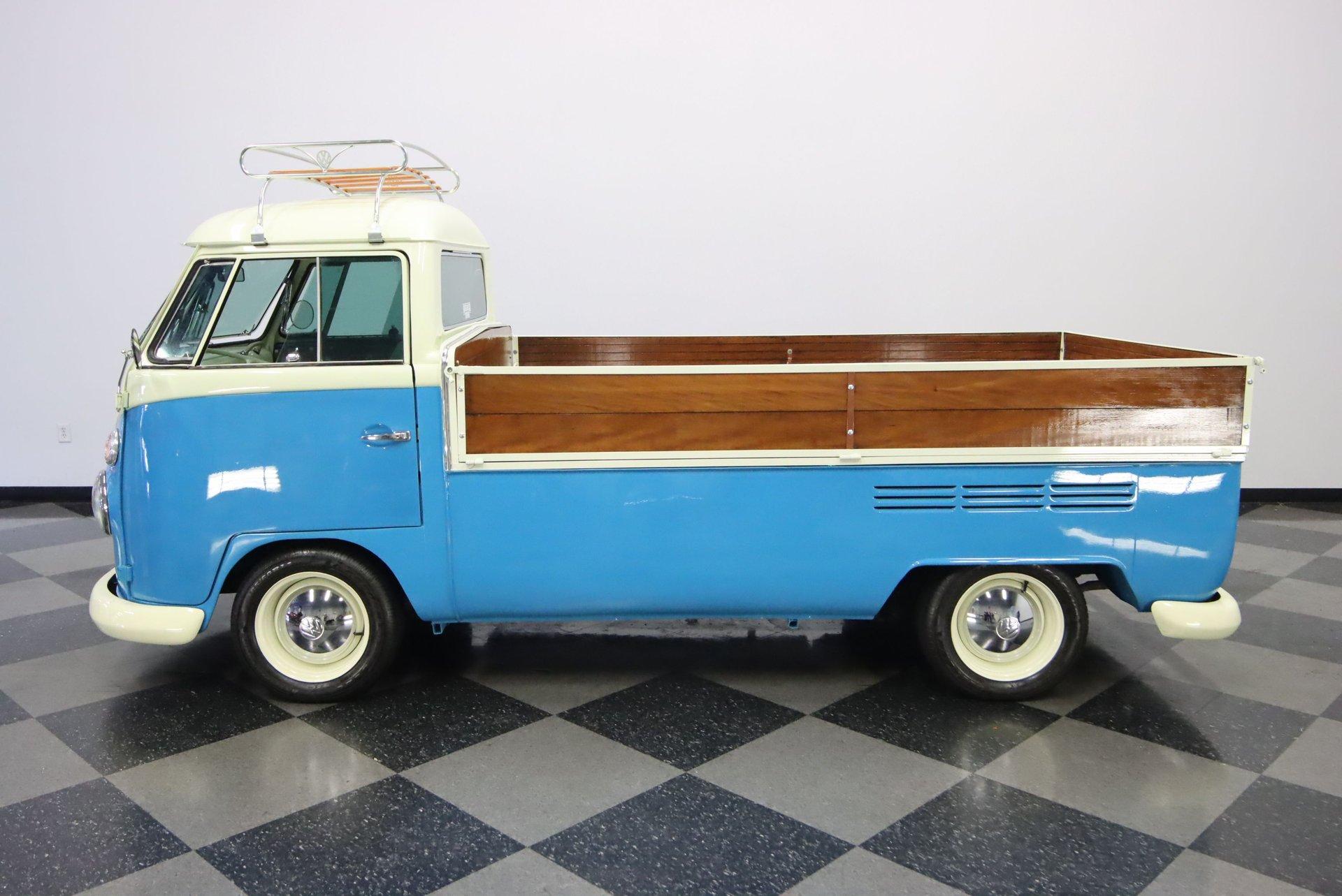 1974 volkswagen type 2 single cab