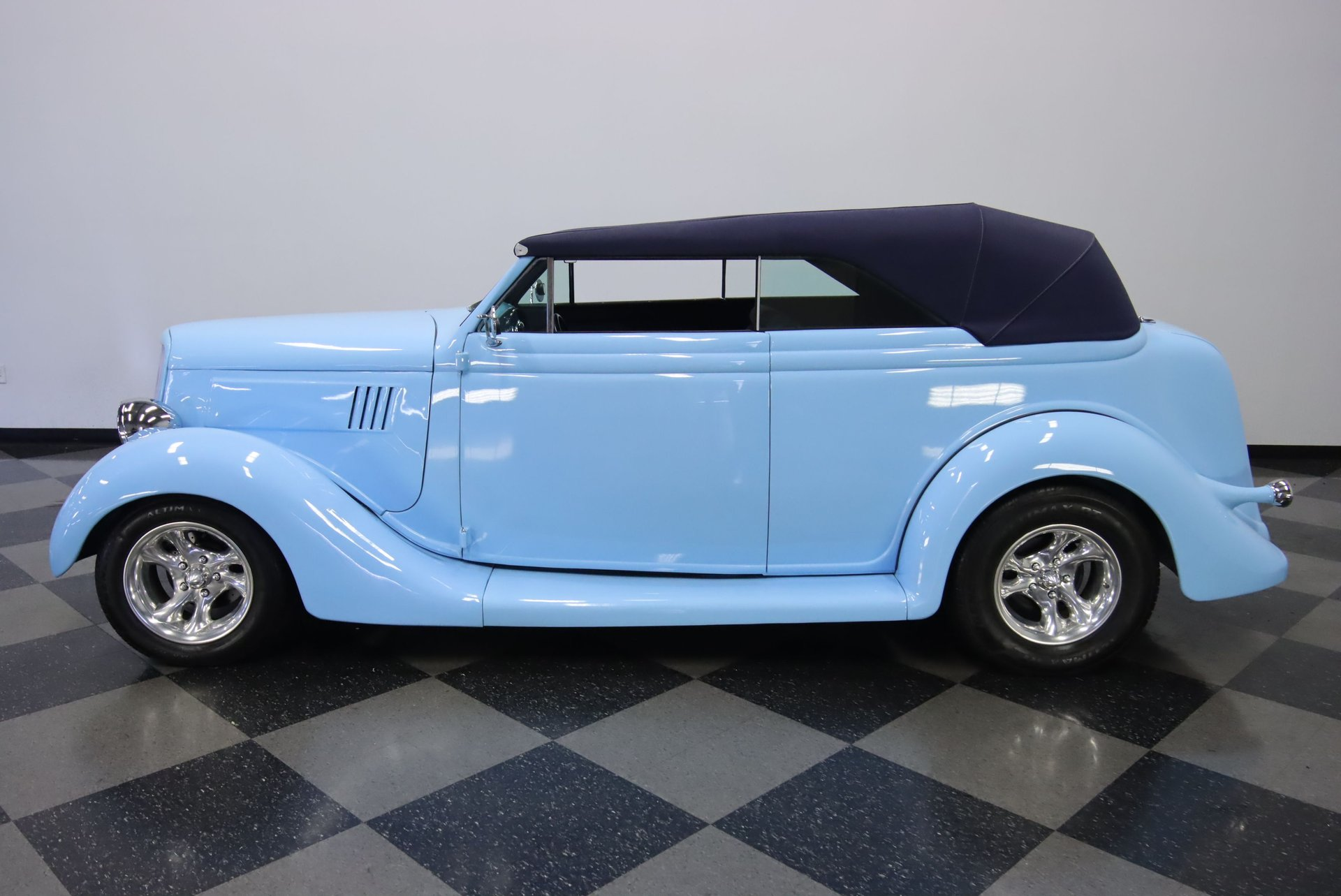 1935 ford sedan streetrod