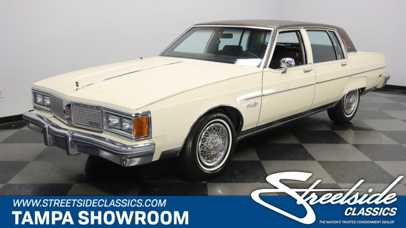 For Sale: 1984 Oldsmobile 98