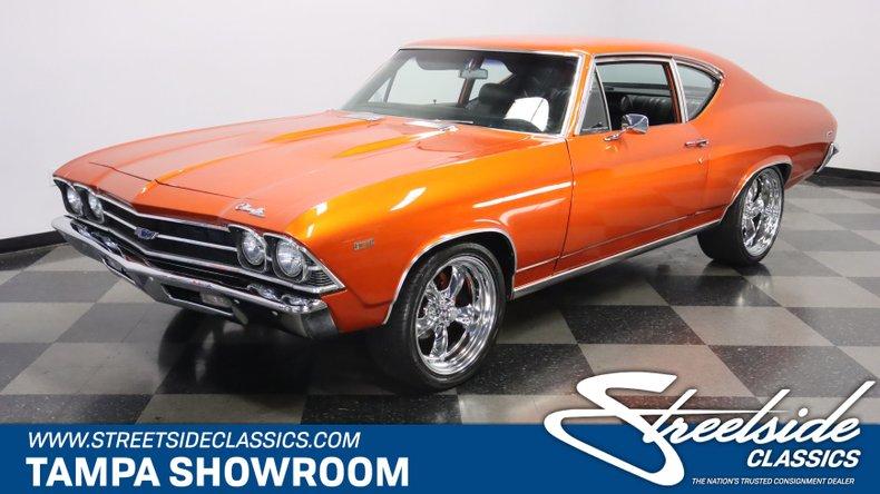 For Sale: 1969 Chevrolet Chevelle
