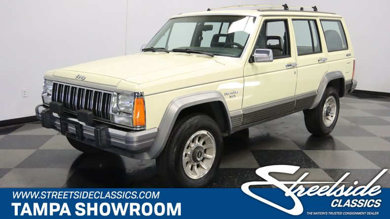 For Sale: 1988 Jeep Cherokee