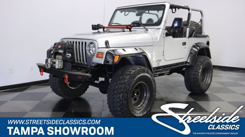For Sale: 1998 Jeep Wrangler