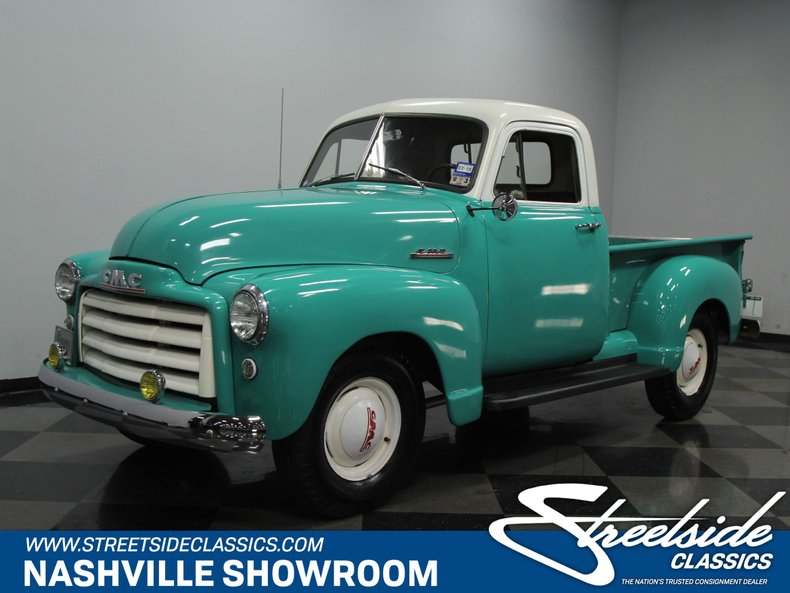 For Sale: 1952 GMC 100