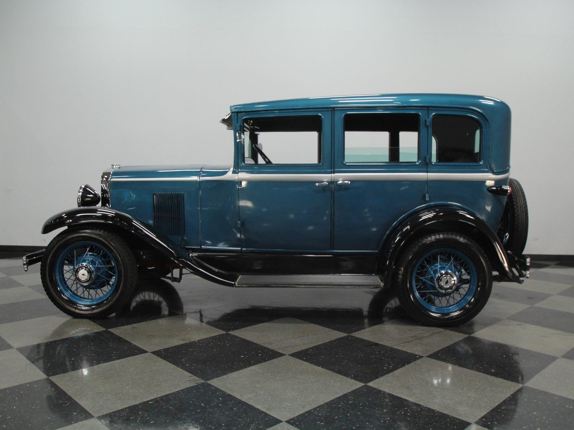 1929 chevrolet sedan