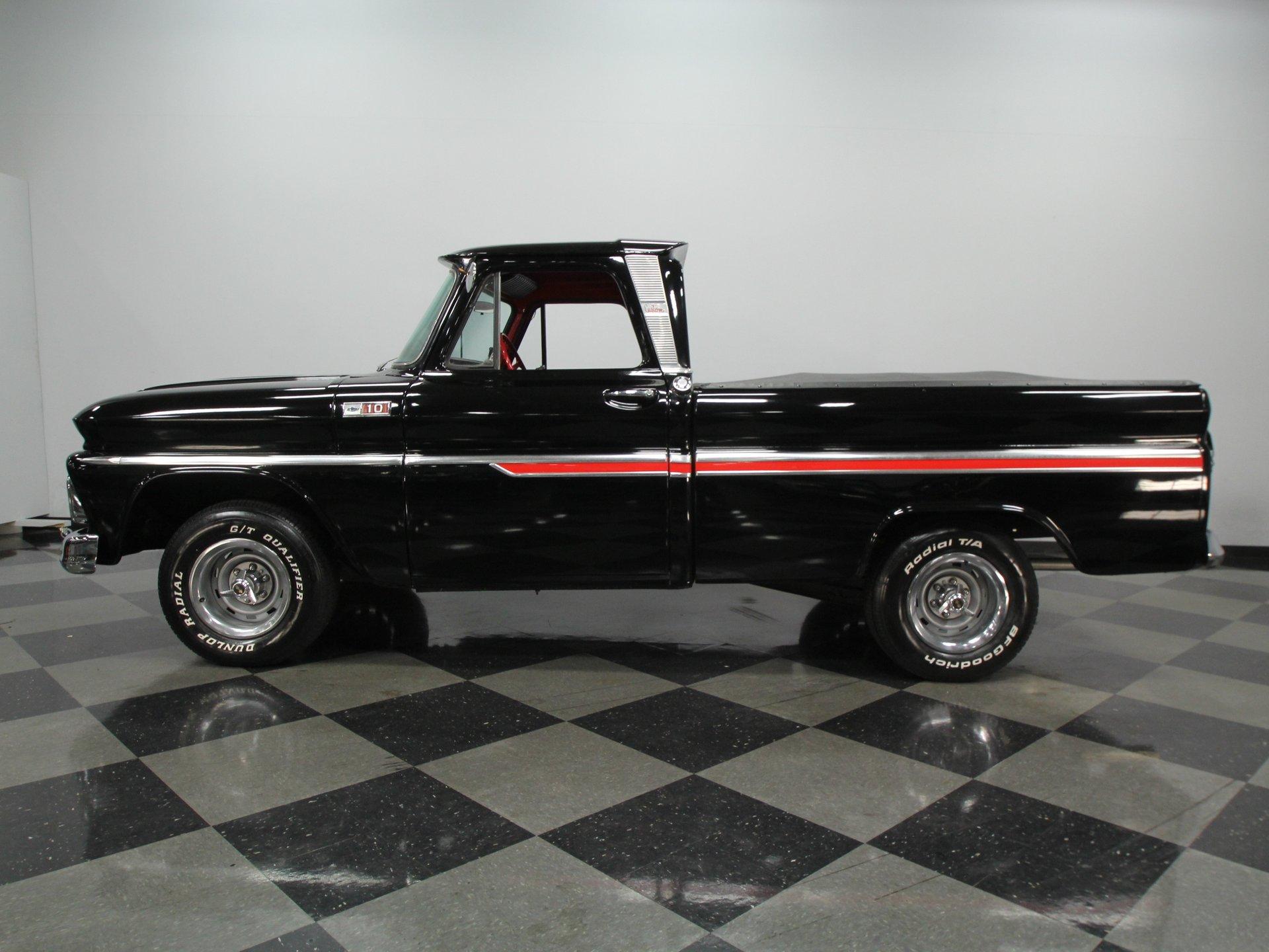 1965 chevrolet c10 custom cab