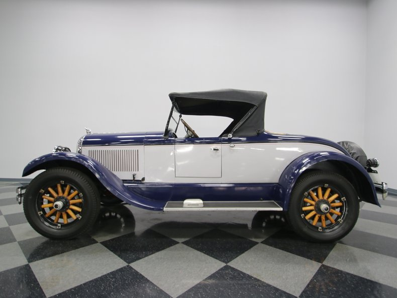 For Sale: 1924 Chrysler B-70 Roadster
