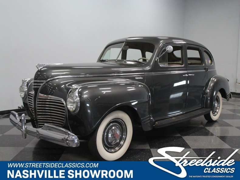 For Sale: 1941 Plymouth Deluxe