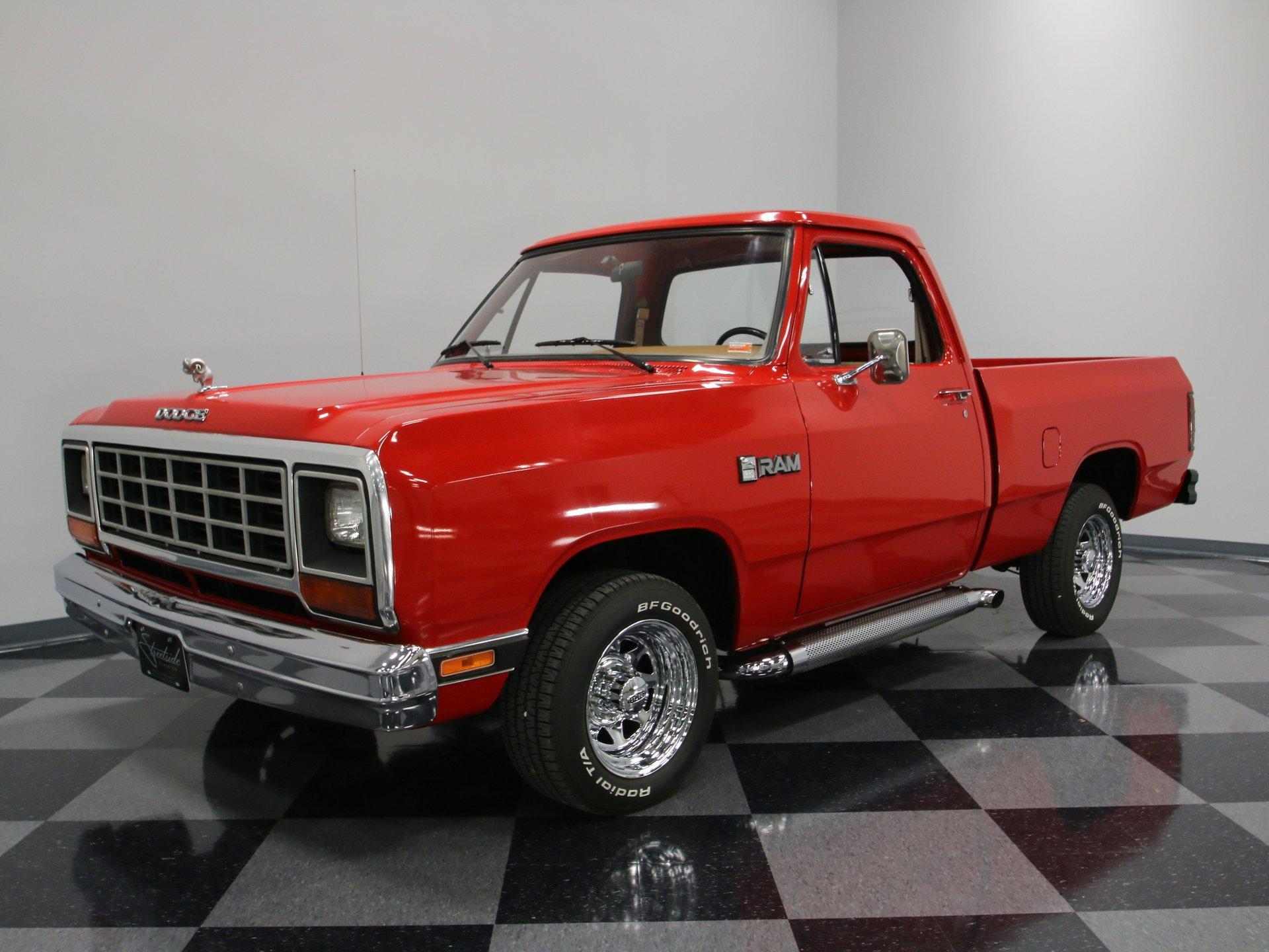 1984 Dodge Ram Classic Cars For Sale Streetside Classics
