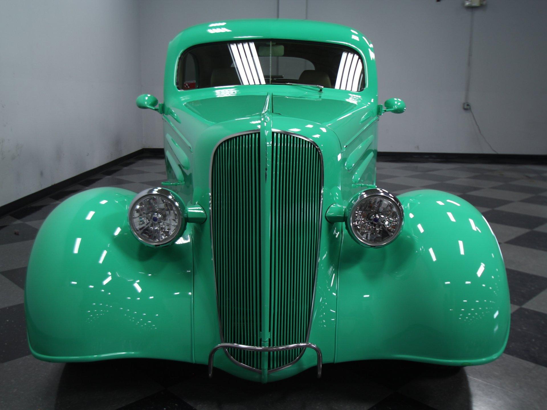 1936 Chevrolet Sedan | Streetside Classics - The Nation's Trusted