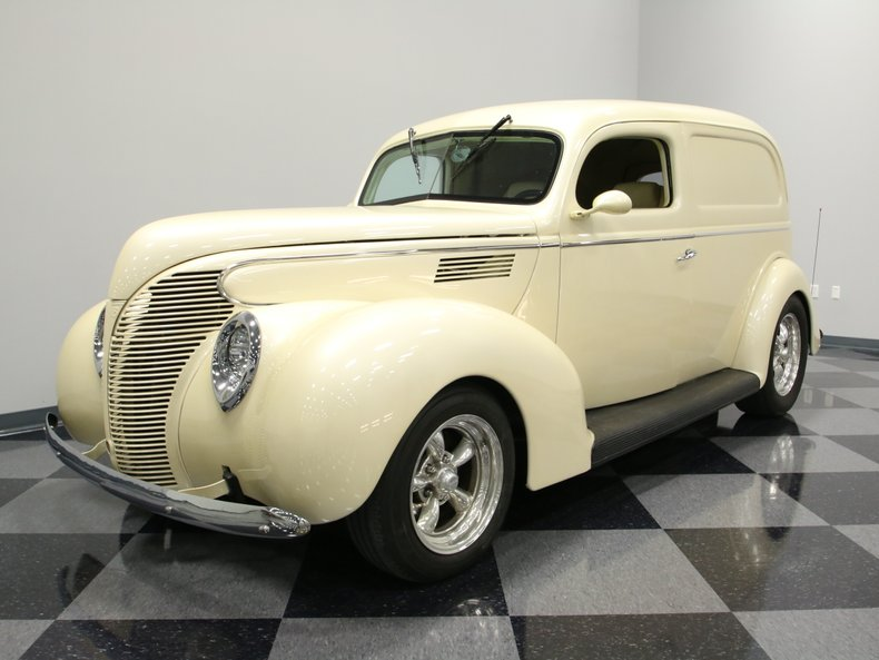 For Sale: 1939 Ford Sedan Delivery