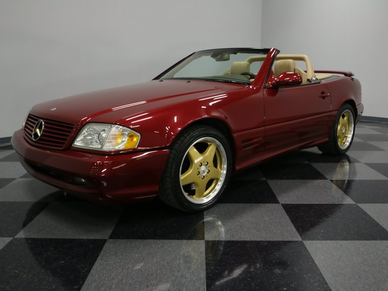 For Sale: 2001 Mercedes-Benz SL500