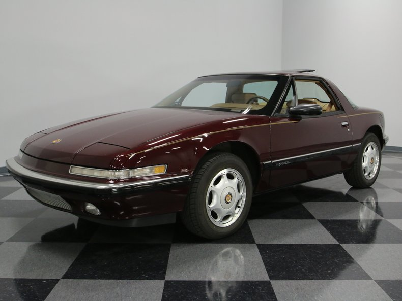 For Sale: 1991 Buick Reatta