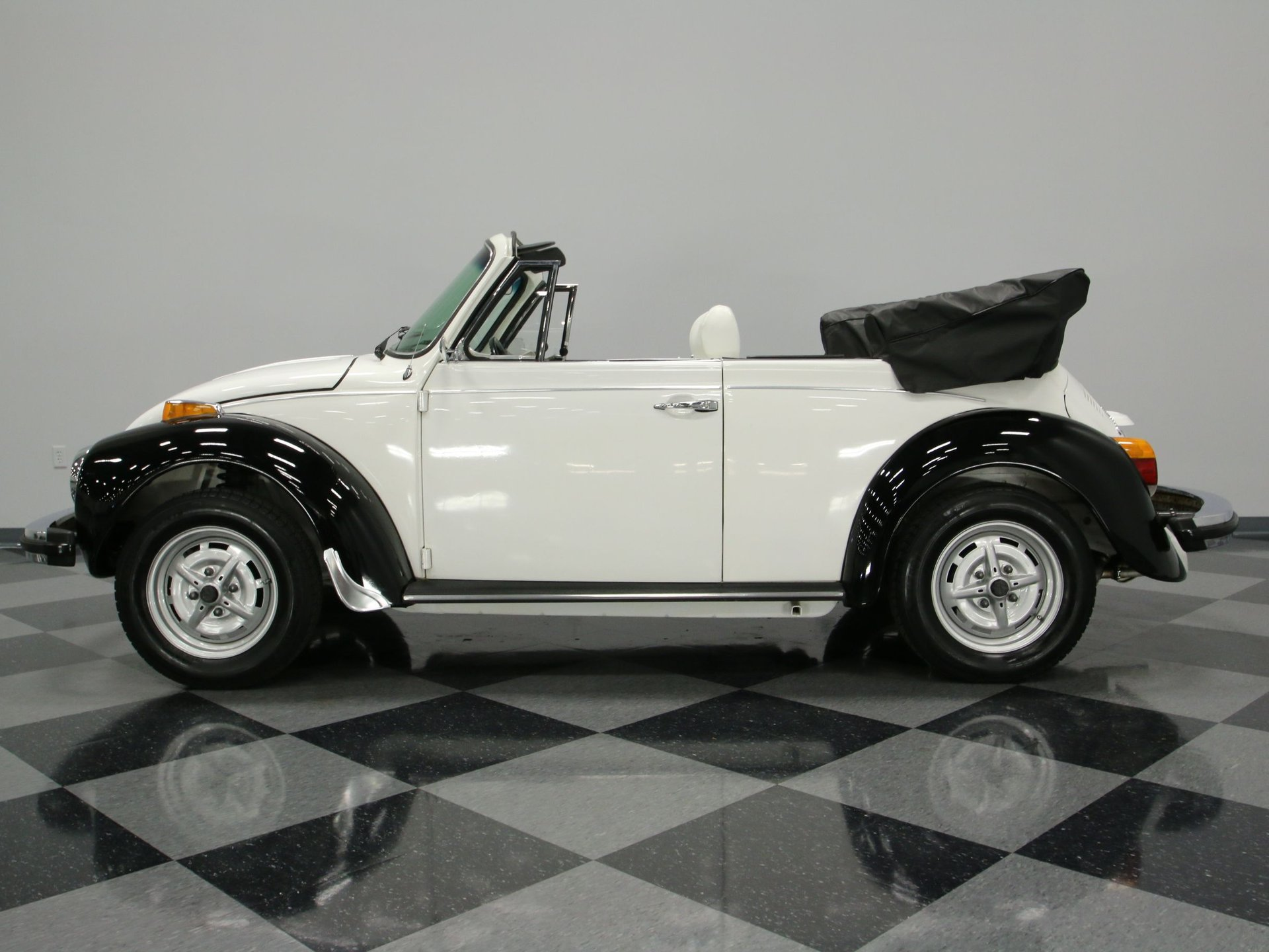 1978 volkswagen super beetle karmann