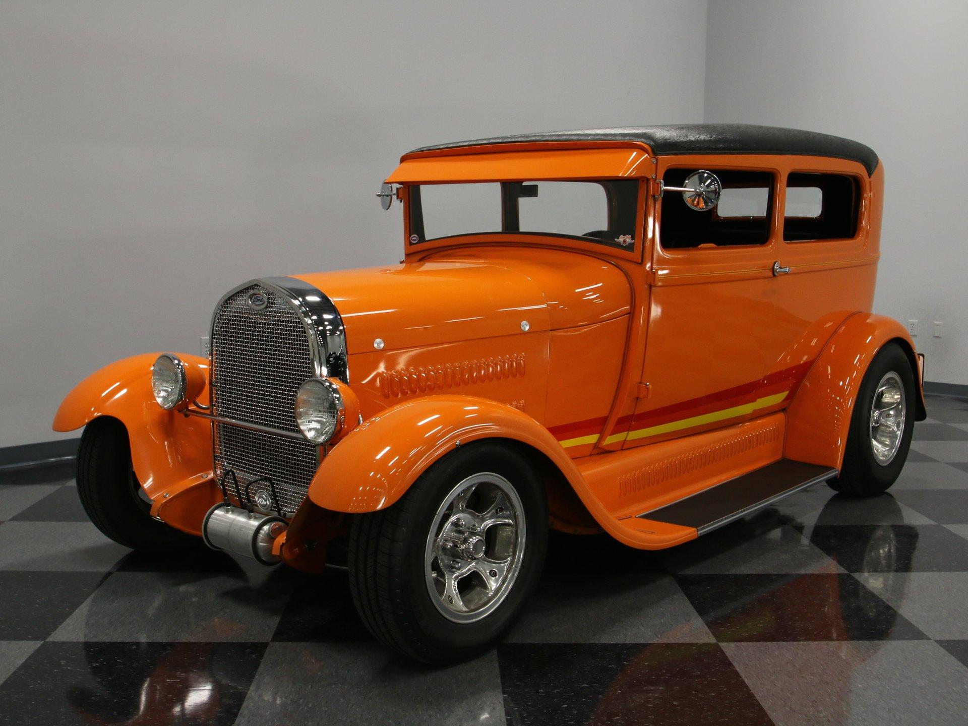 1928 ford model a street rod