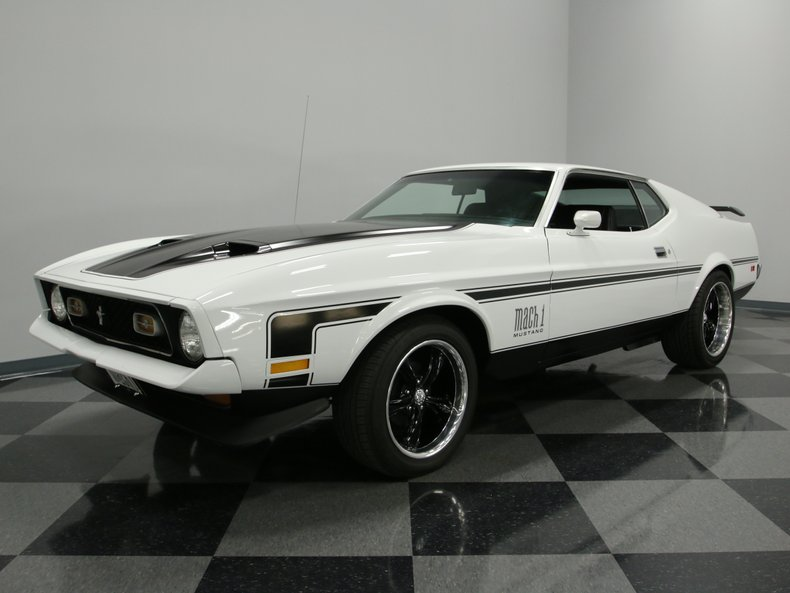 Ford Dealers In Delaware >> 1971 Ford Mustang | Streetside Classics - The Nation's Trusted Classic Car Consignment Dealer