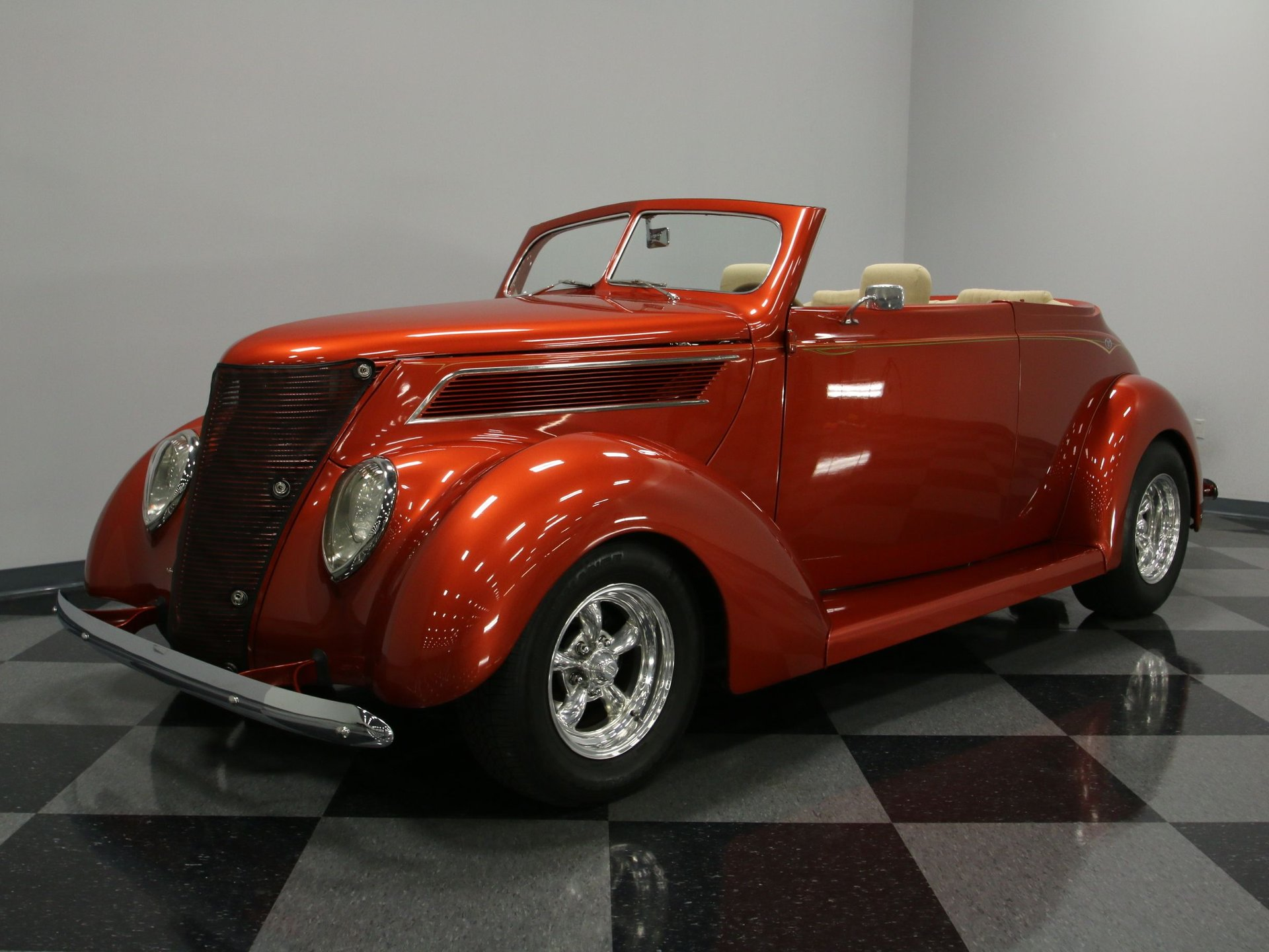 1937 ford club coupe