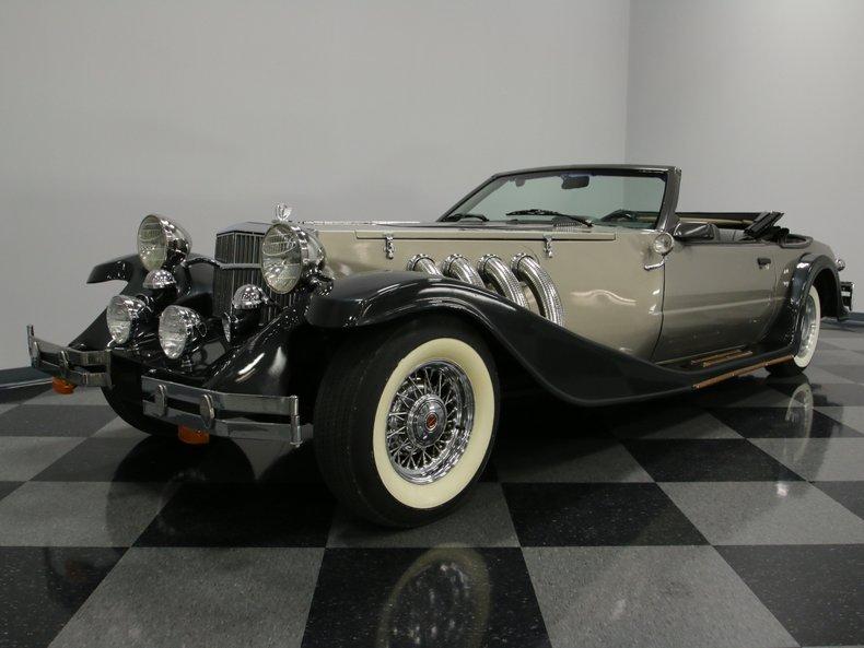 For Sale: 1937 Gatsby Replica