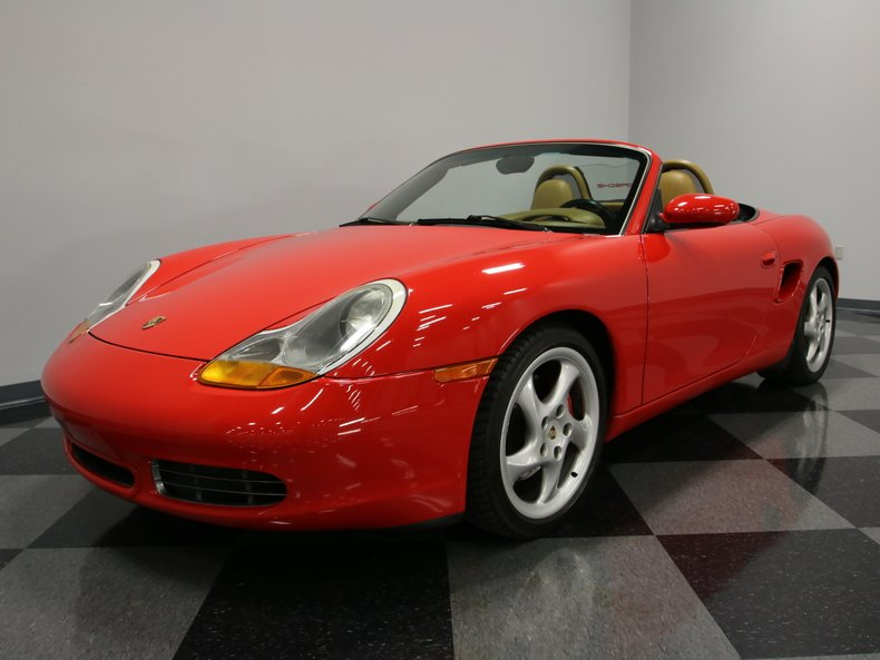 For Sale: 2000 Porsche Boxster