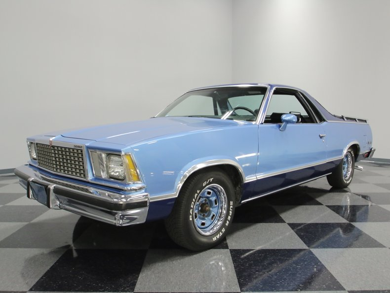 For Sale: 1978 Chevrolet El Camino