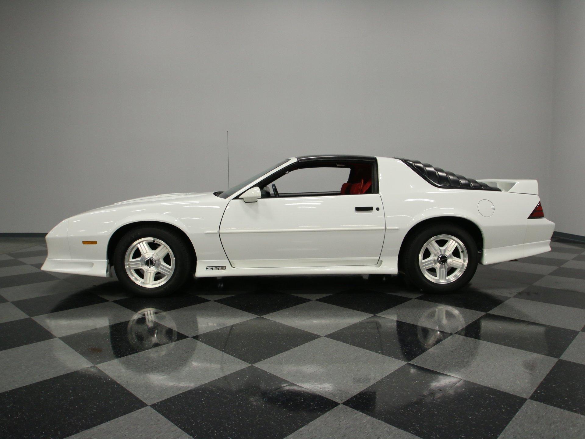 1991 chevrolet camaro z 28