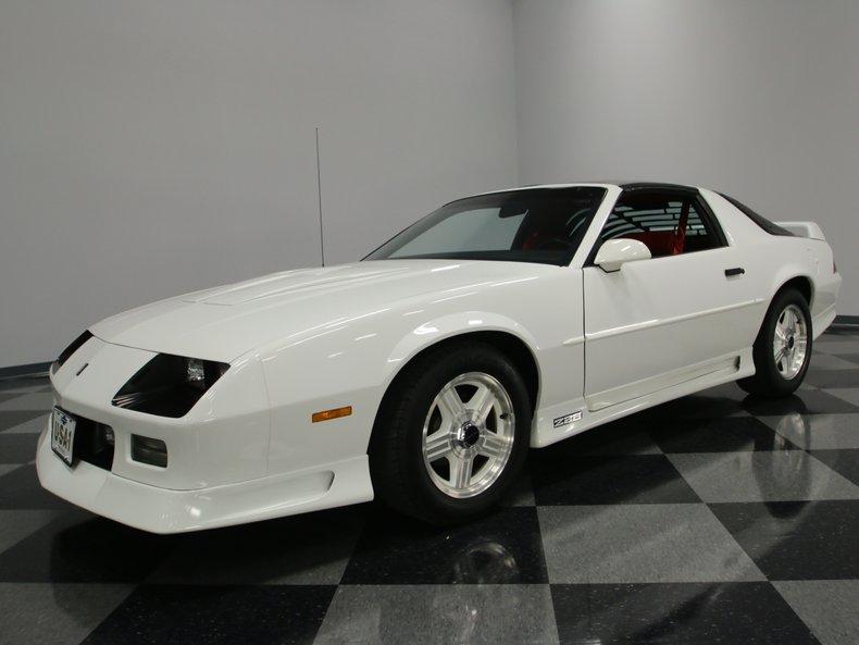For Sale: 1991 Chevrolet Camaro