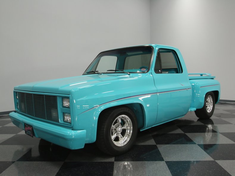 For Sale: 1981 Chevrolet C10