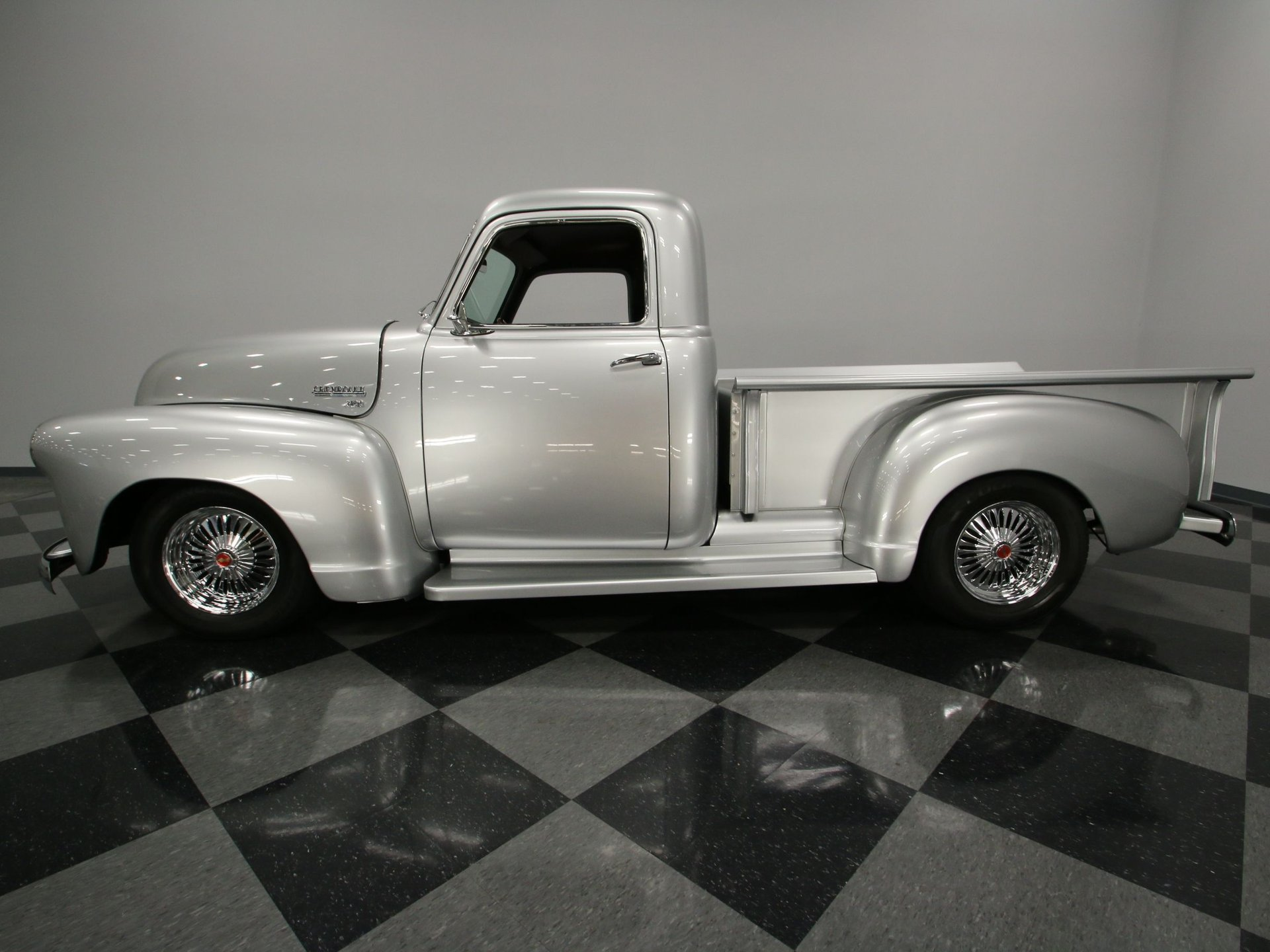1948 chevrolet 3100 three window