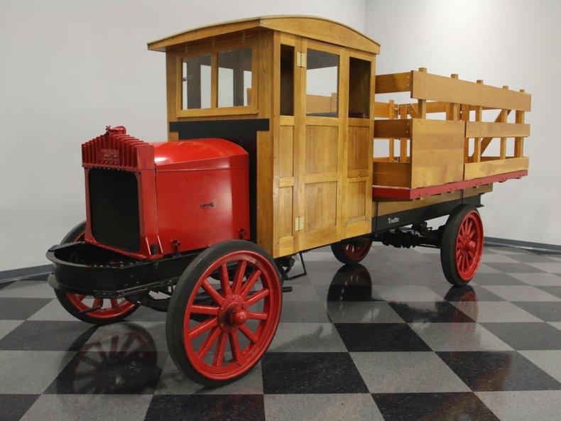 For Sale: 1920 Traffic Motor Truck