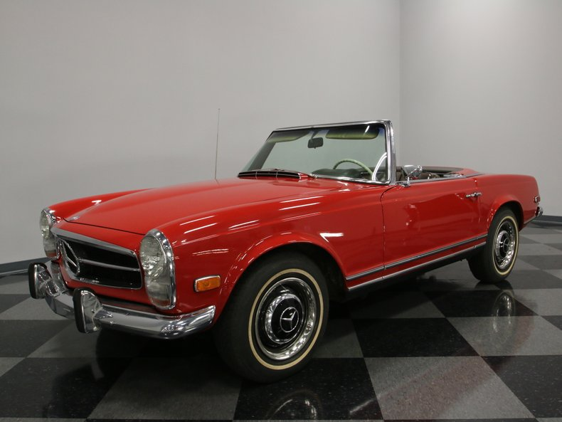 For Sale: 1968 Mercedes-Benz 250SL