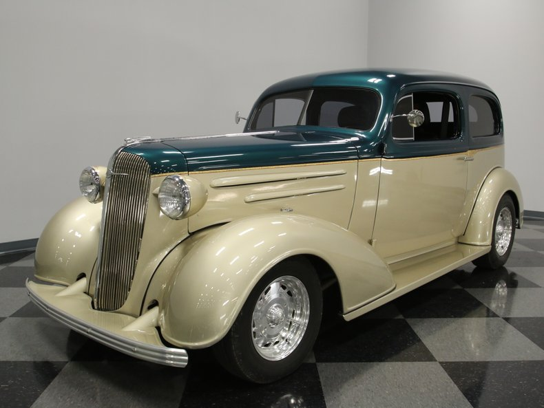 For Sale: 1936 Chevrolet Sedan