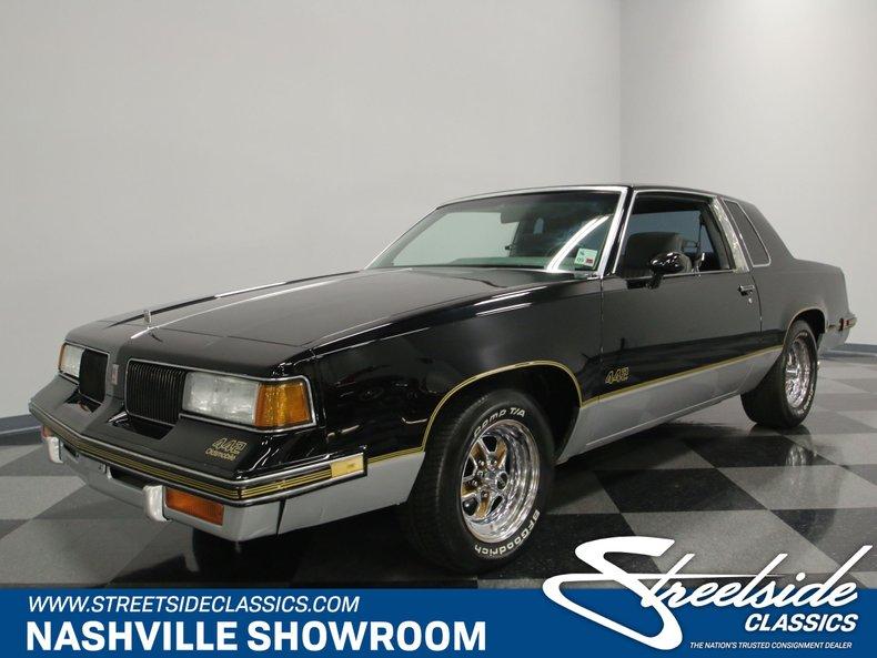 For Sale: 1987 Oldsmobile 442