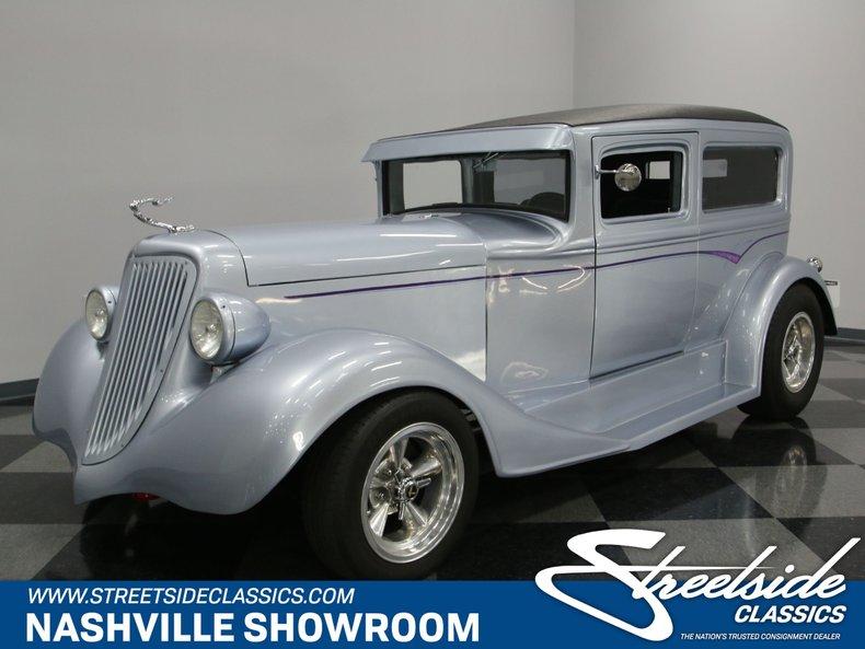 For Sale: 1932 Chevrolet Sedan