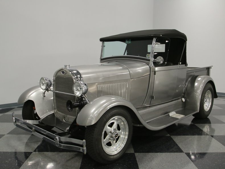 For Sale: 1929 Ford Roadster Pickup