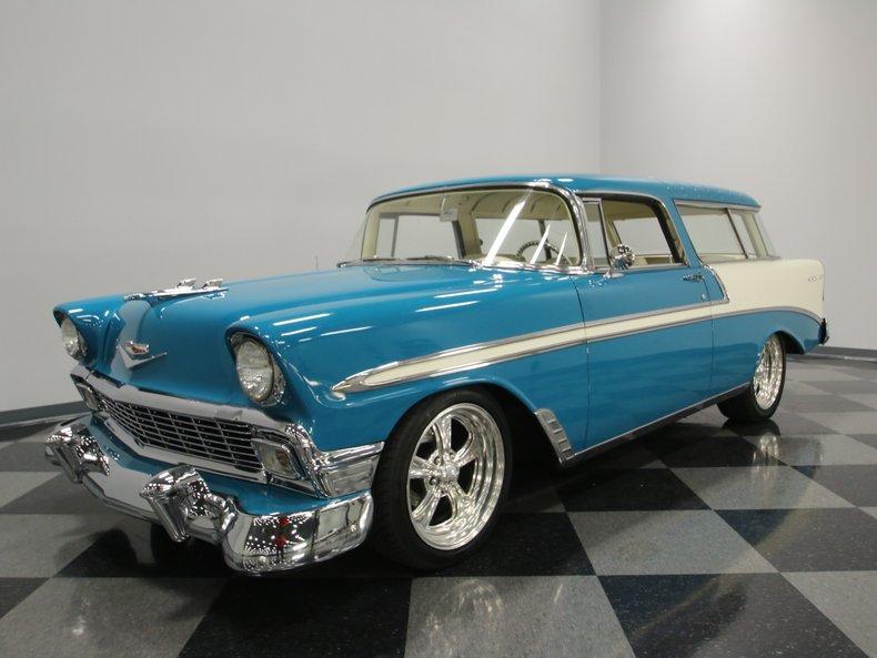 For Sale: 1956 Chevrolet Nomad