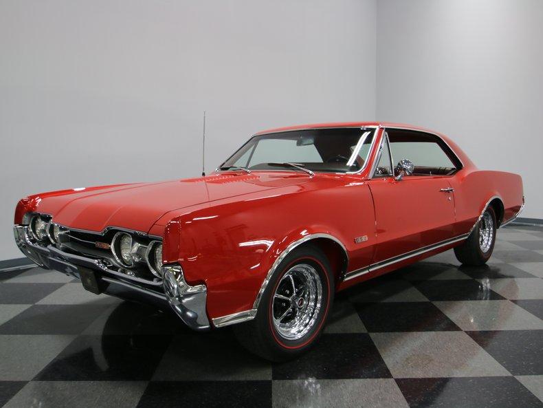 For Sale: 1967 Oldsmobile 442