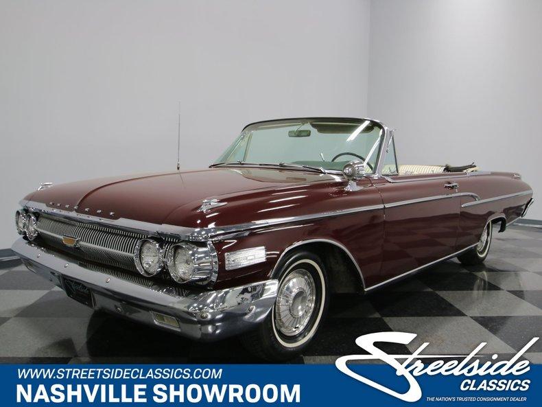 For Sale: 1962 Mercury Monterey