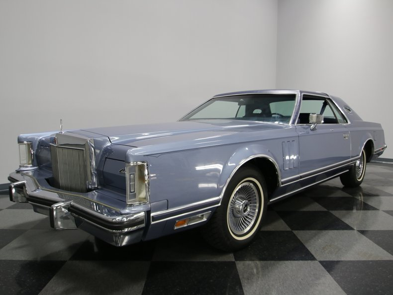 For Sale: 1979 Lincoln