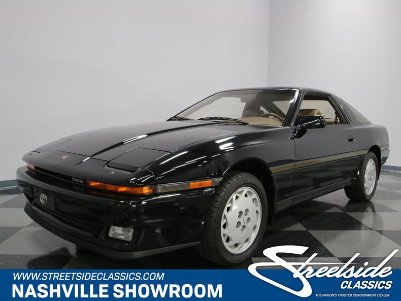 For Sale: 1987 Toyota Supra
