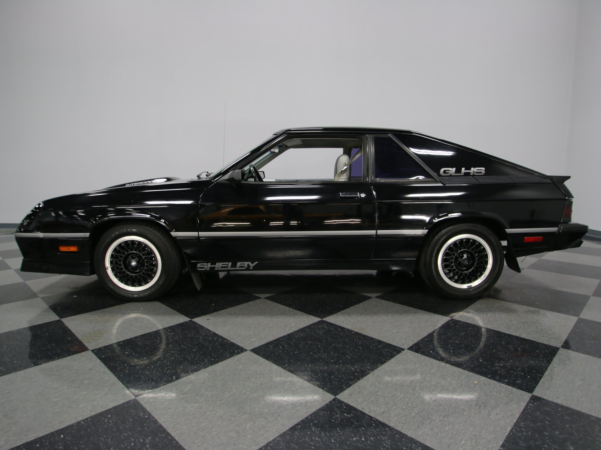 1987 dodge charger glhs