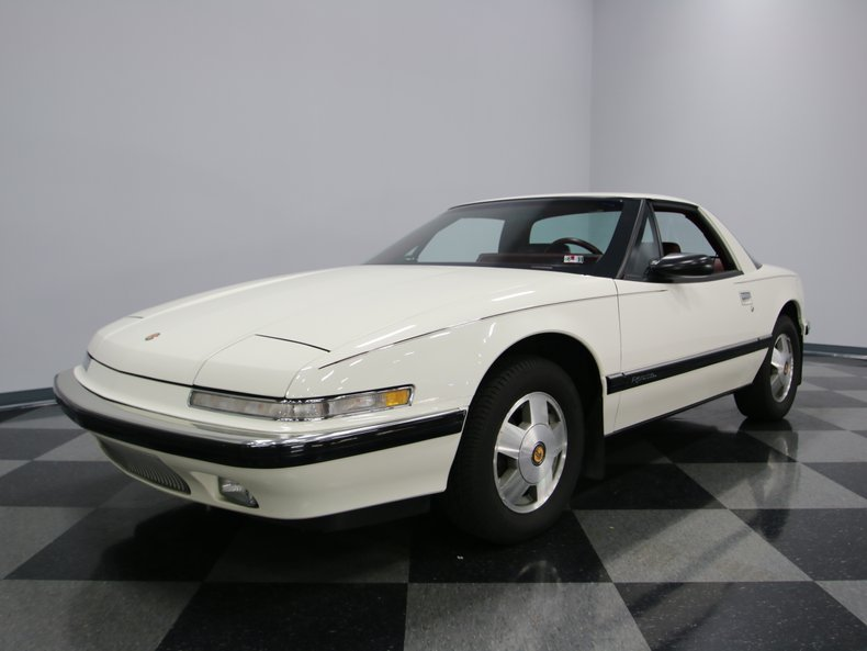 For Sale: 1988 Buick Reatta